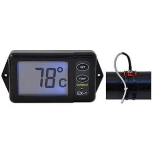 Exhaust Temperature Monitor/Alarm