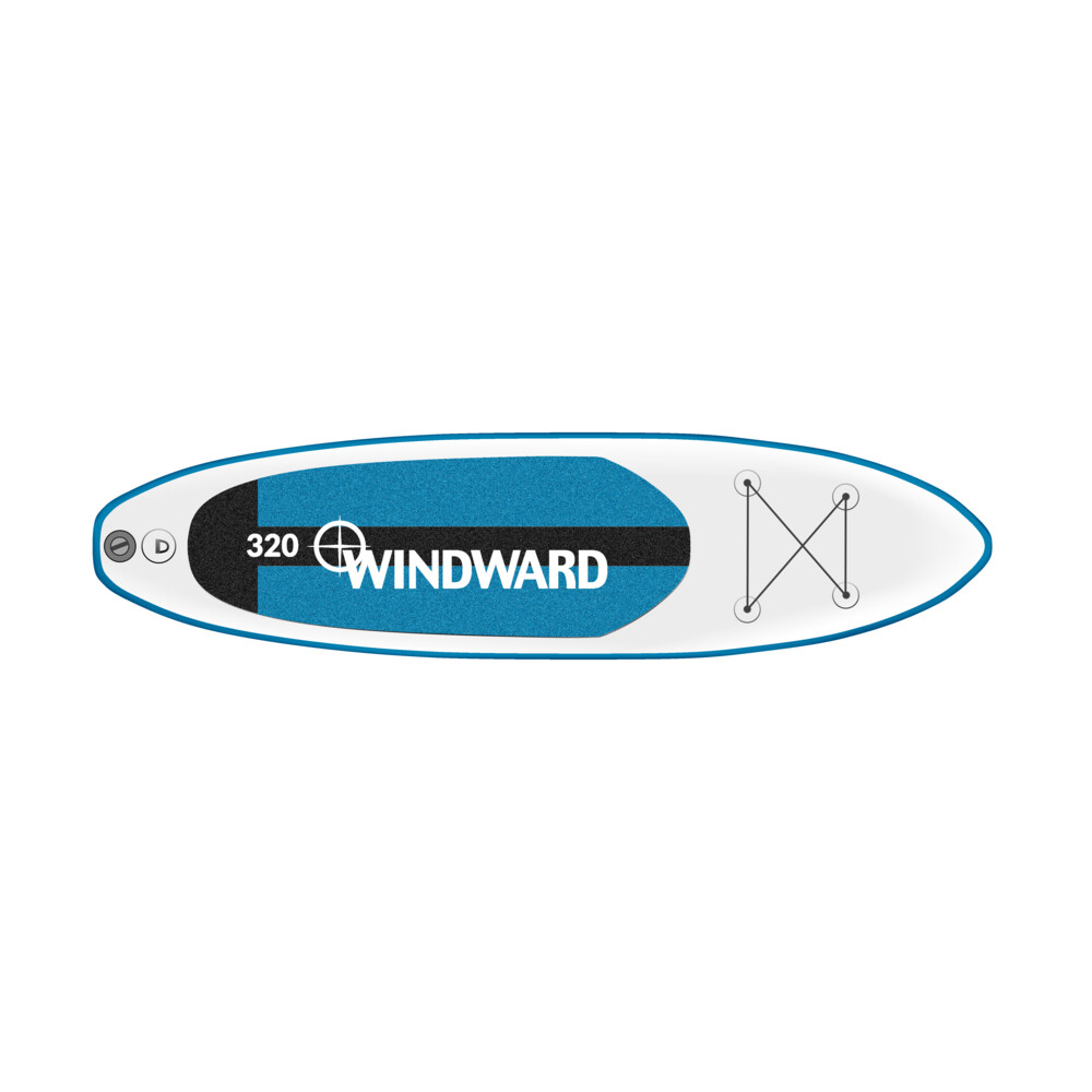 320 Inflatable Paddle Board (SUP)