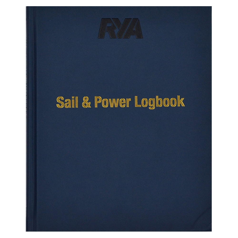 Sail & Power Logbook (G109)