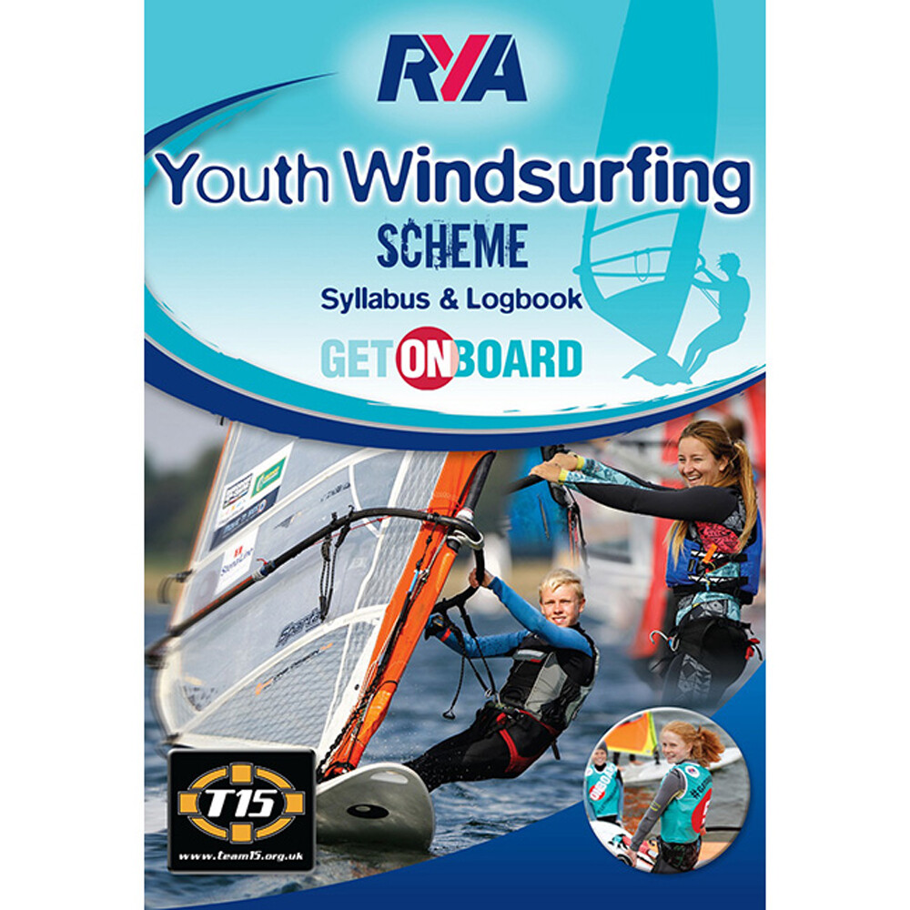 Youth Windsurfing Scheme Logbook (W1)