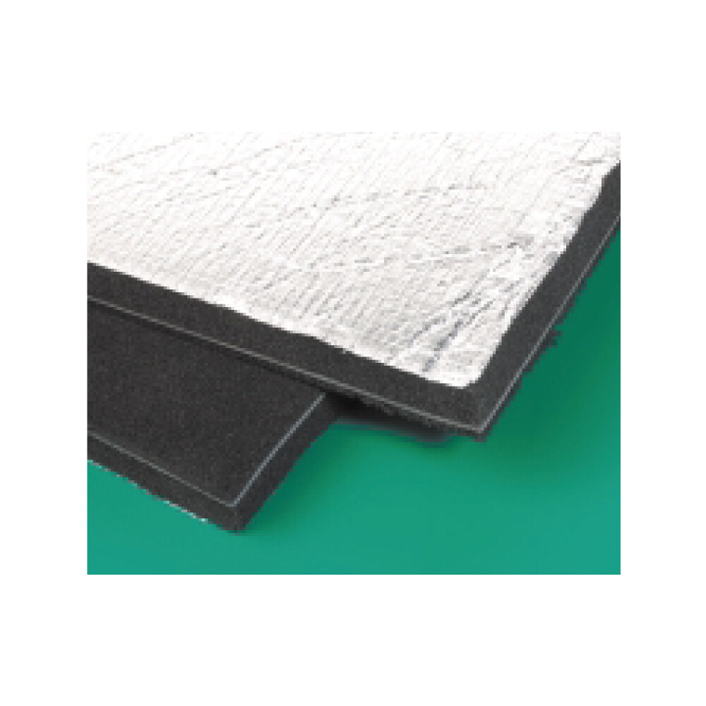 """Acoustic Class """"O"""" Insulation - Silver Faced (Box of 4)"""