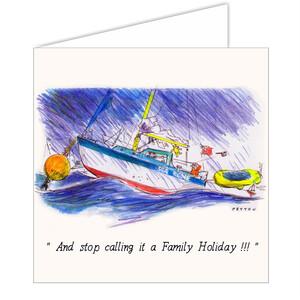 Peyton Card - Family Holiday