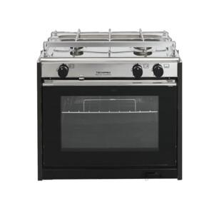 Classic 2-Burner Hob & Oven