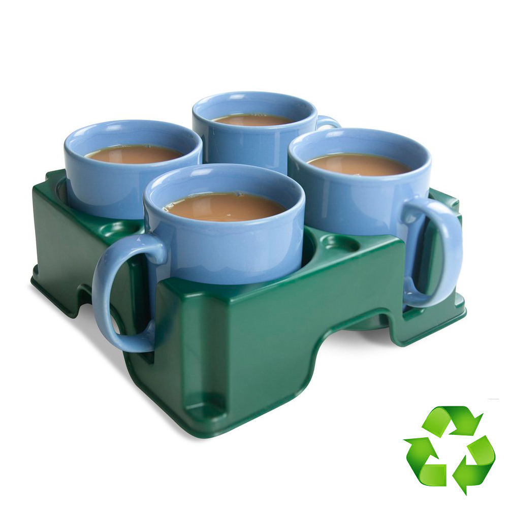 Recycled Ocean Plastic  Mug Holder