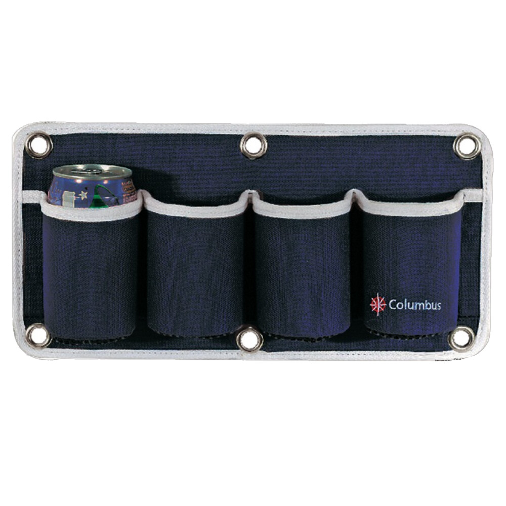 Columbus Suction Cup 4 Can Holder