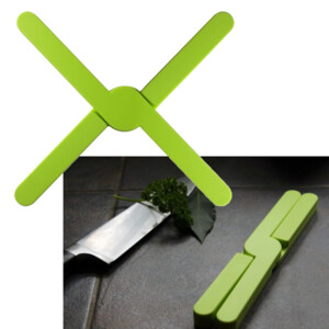 Silicone Folding Trivet & Pan Stand