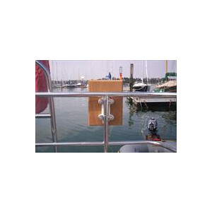 Outboard Stowage Brkt Vertical Fitting