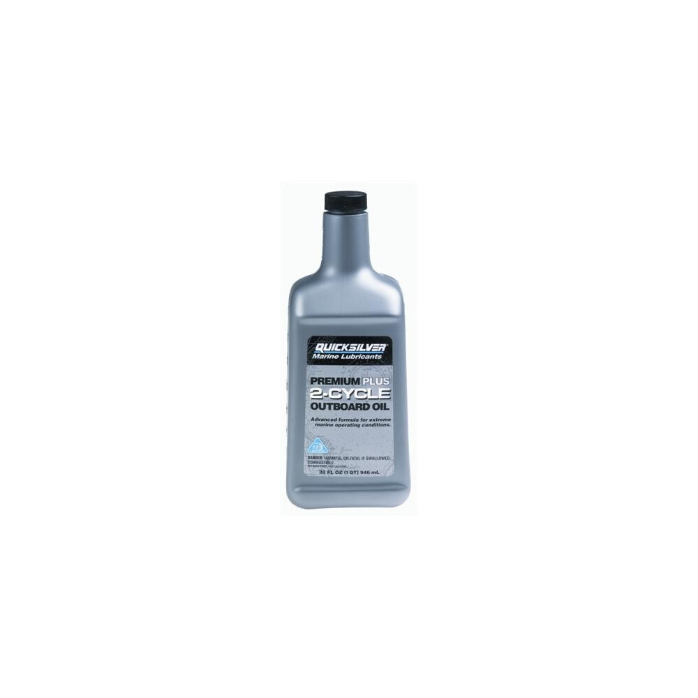 Premium Plus TC-W3 2-Stroke Oil
