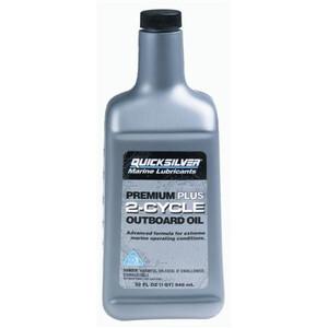 Premium Plus TC-W3 2-Stroke Oil