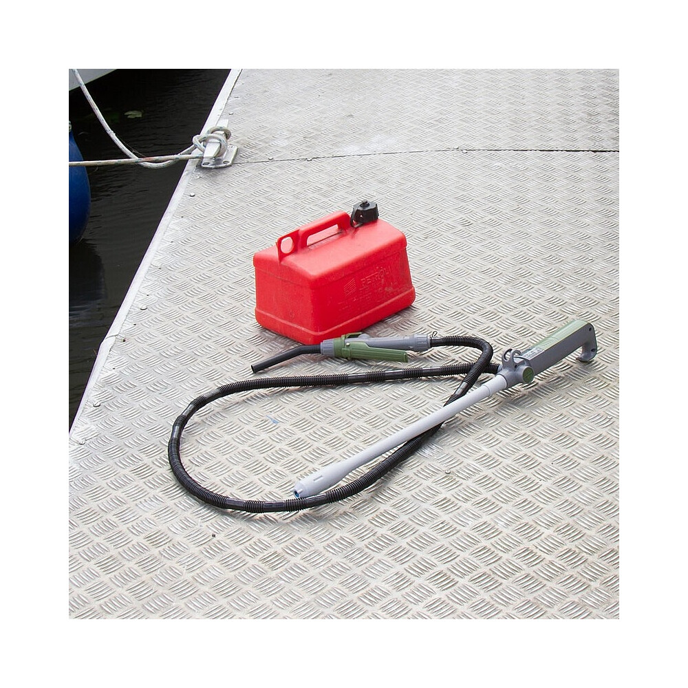 Battery Pump with Hose and Nozzle