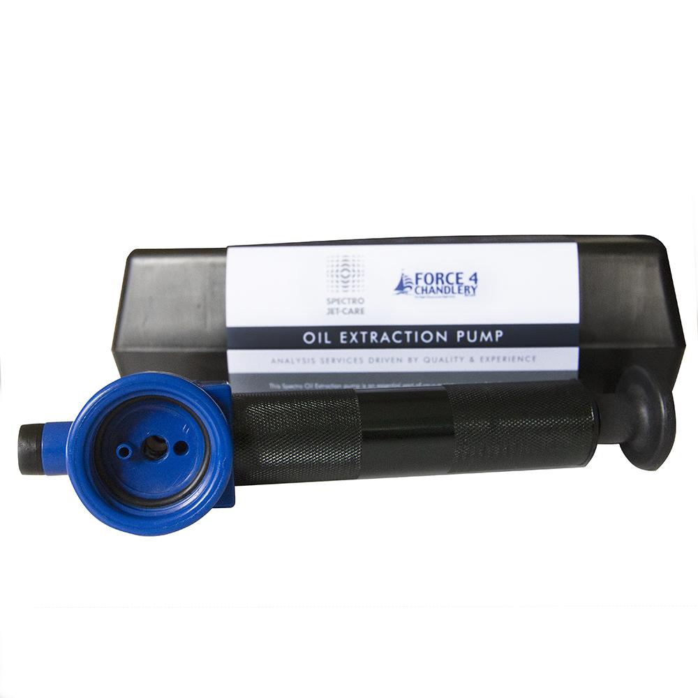 Spectro Oil Analysis Vacuum Pump