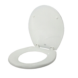 Seat + Lid + Hinges for  Regular Toilet (Post 2018)