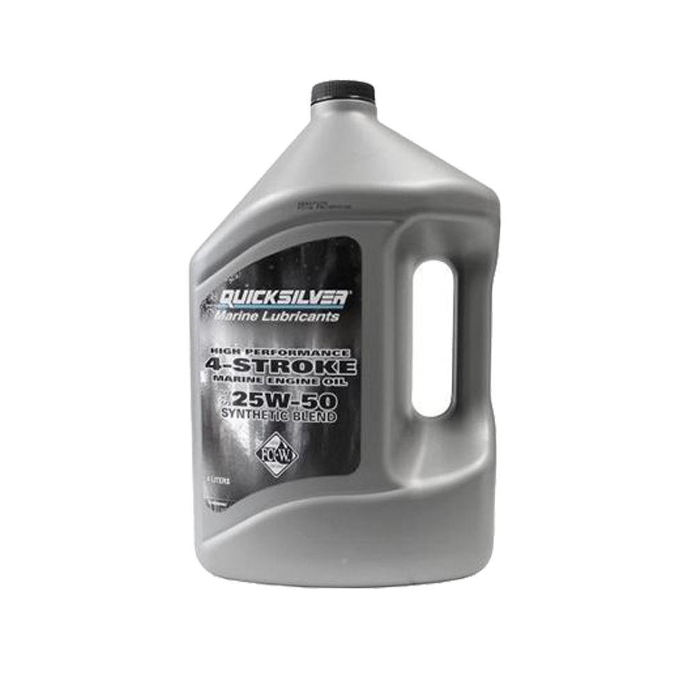 Verado Oil 25W50 4 Litre