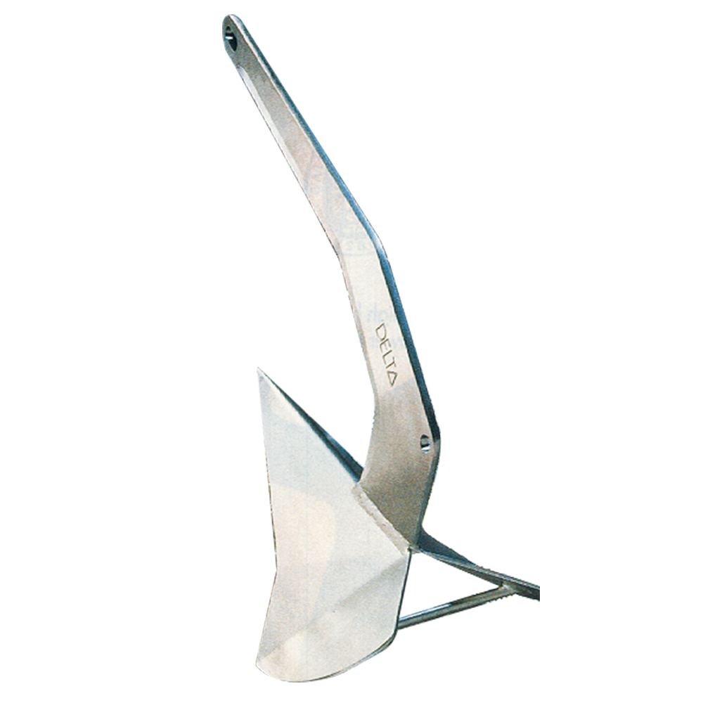 Delta Anchor Galvanised Steel