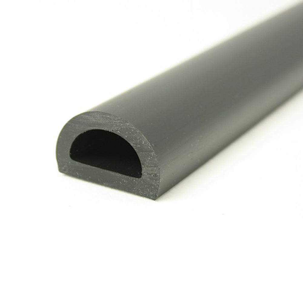 PVC D-Fendering W22mm