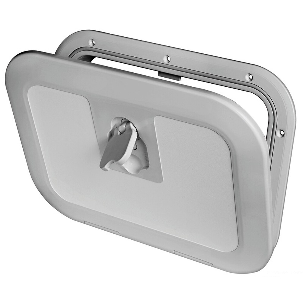 Flush Inspection Hatches Grey