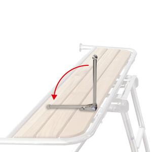 Folding Handle for Boarding Ladders
