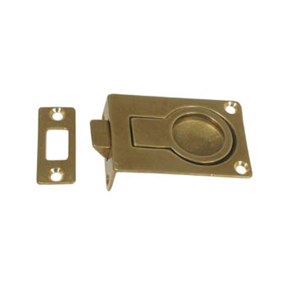 Flush Latch Ring Catch