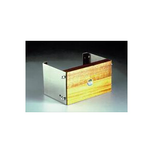 Fixed S/S & Wood Outboard Motor Bracket