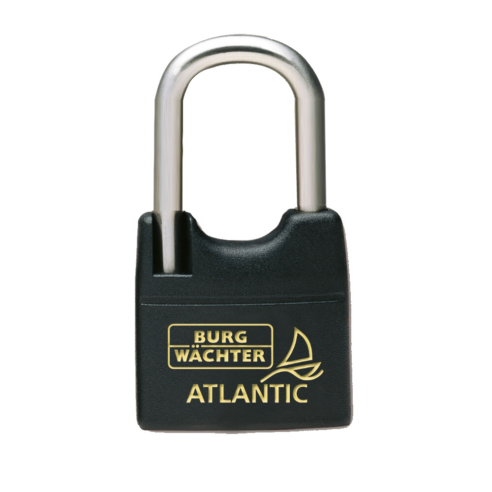 Atlantic Long Shackle Padlock 40mm