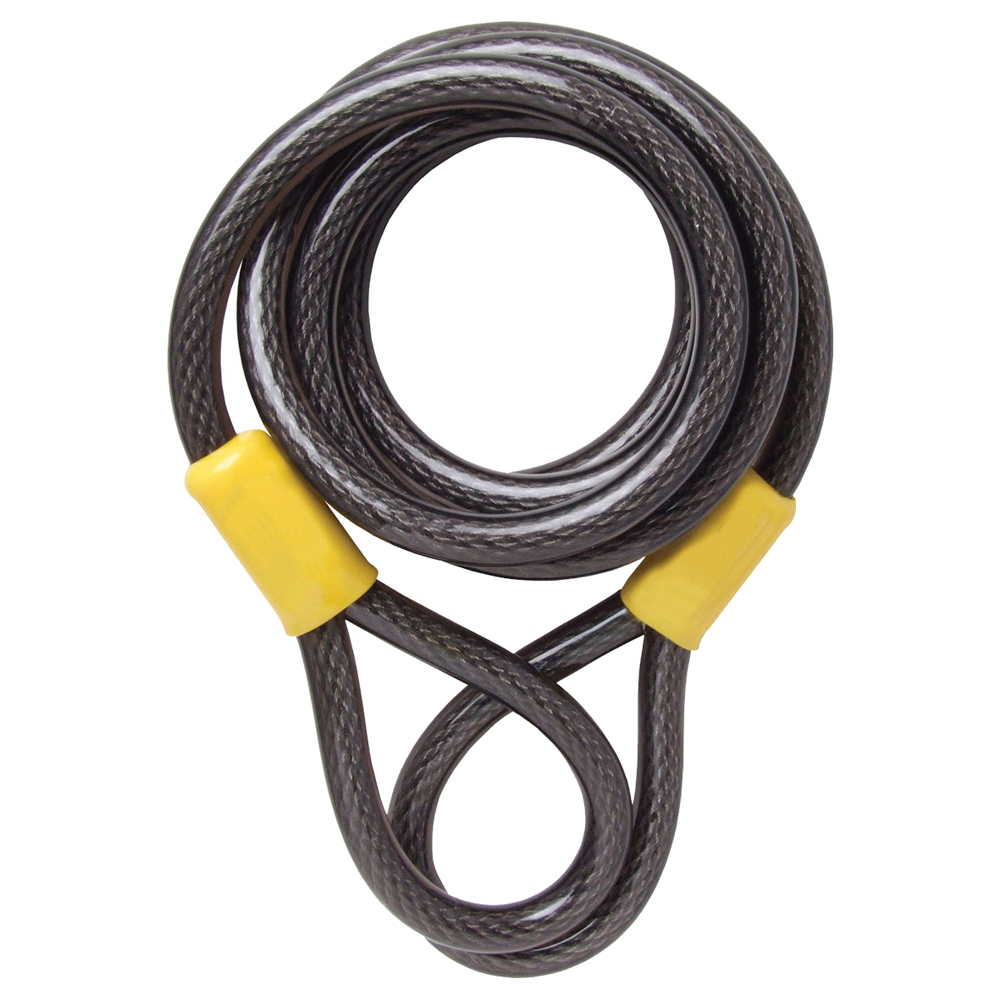 Braided Steel Double Loop Security Cable