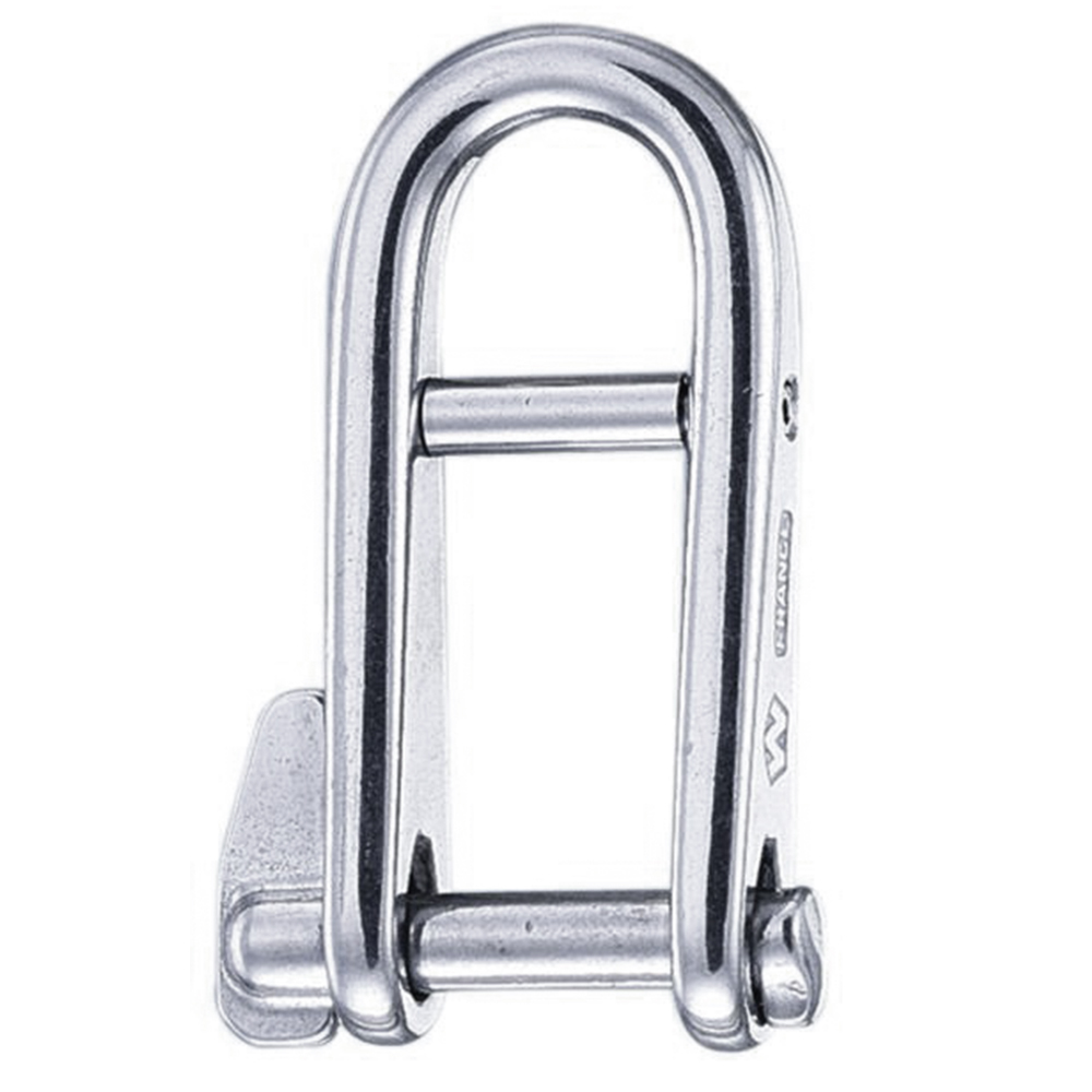 Key Pin Shackle With Bar