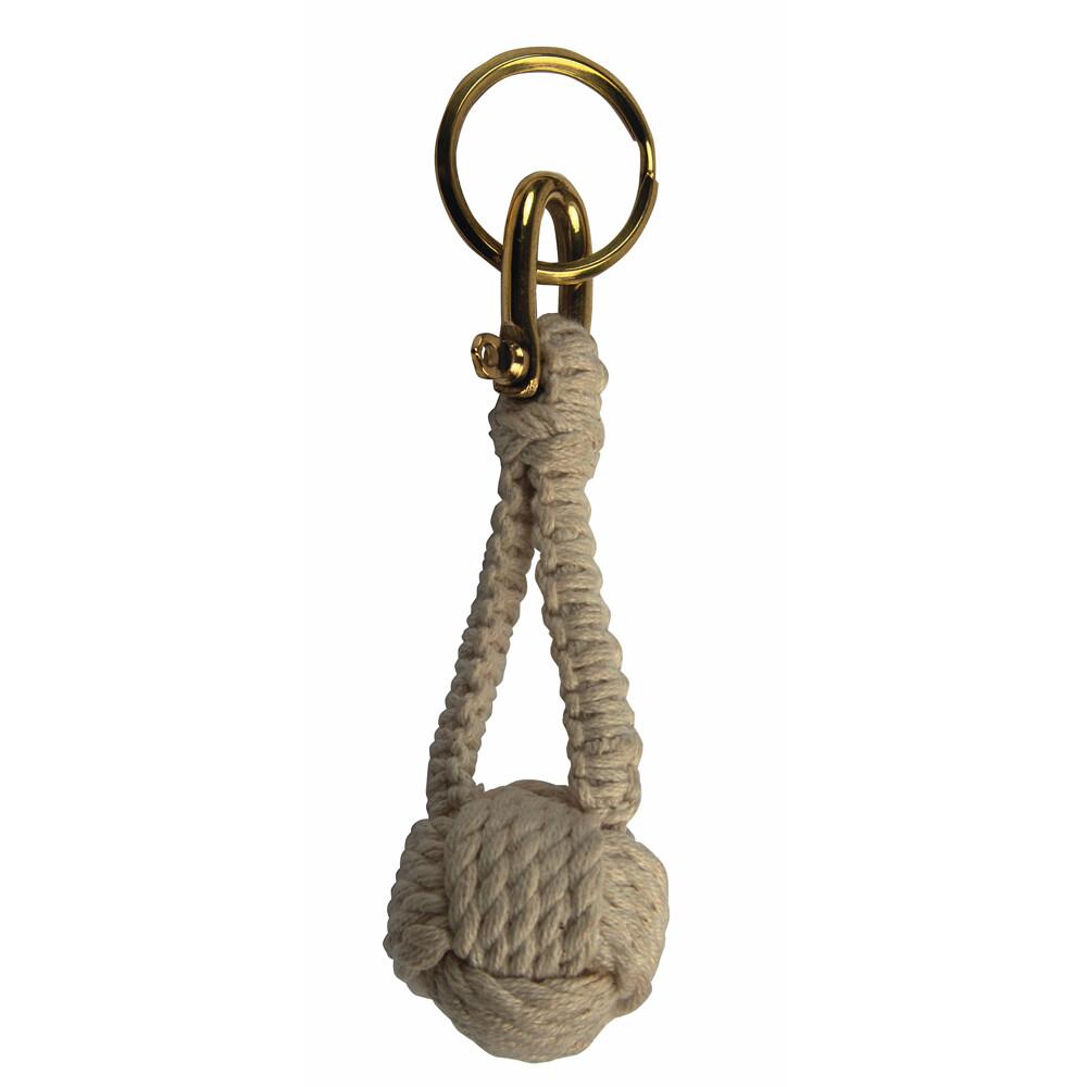 Keyring - Monkey Fist Knot