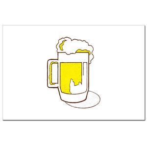 Novelty Flag - Beer