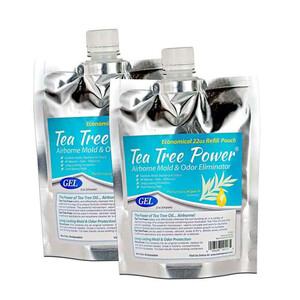 Tea Tree Power Gel Refill Pouch 44oz