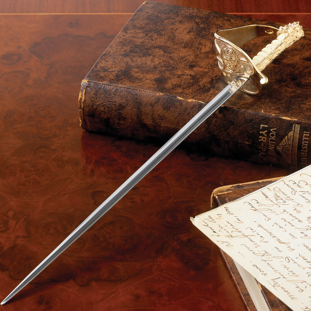 Miniature Royal Naval Sword Letter Opener