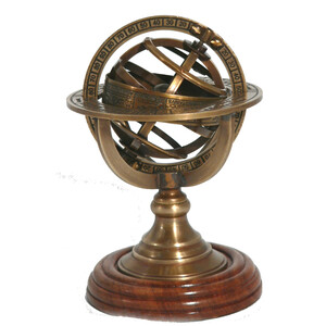 Armillary Sphere Paperweight