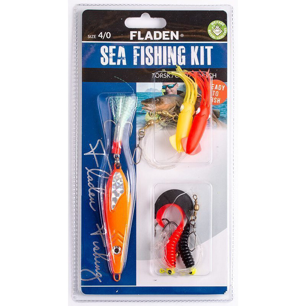Sea Fishing Kit