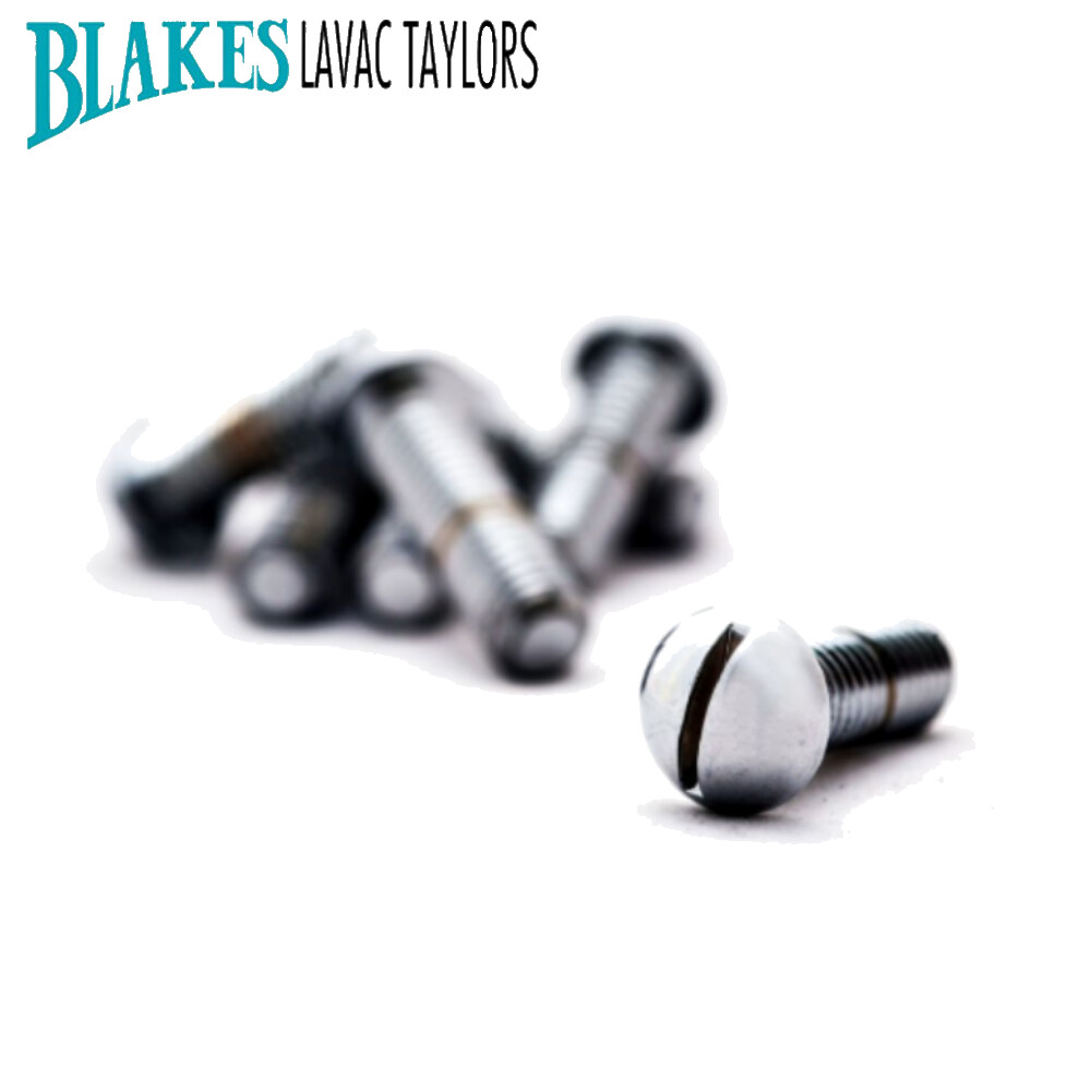Blakes Chromed Bolt 28mm