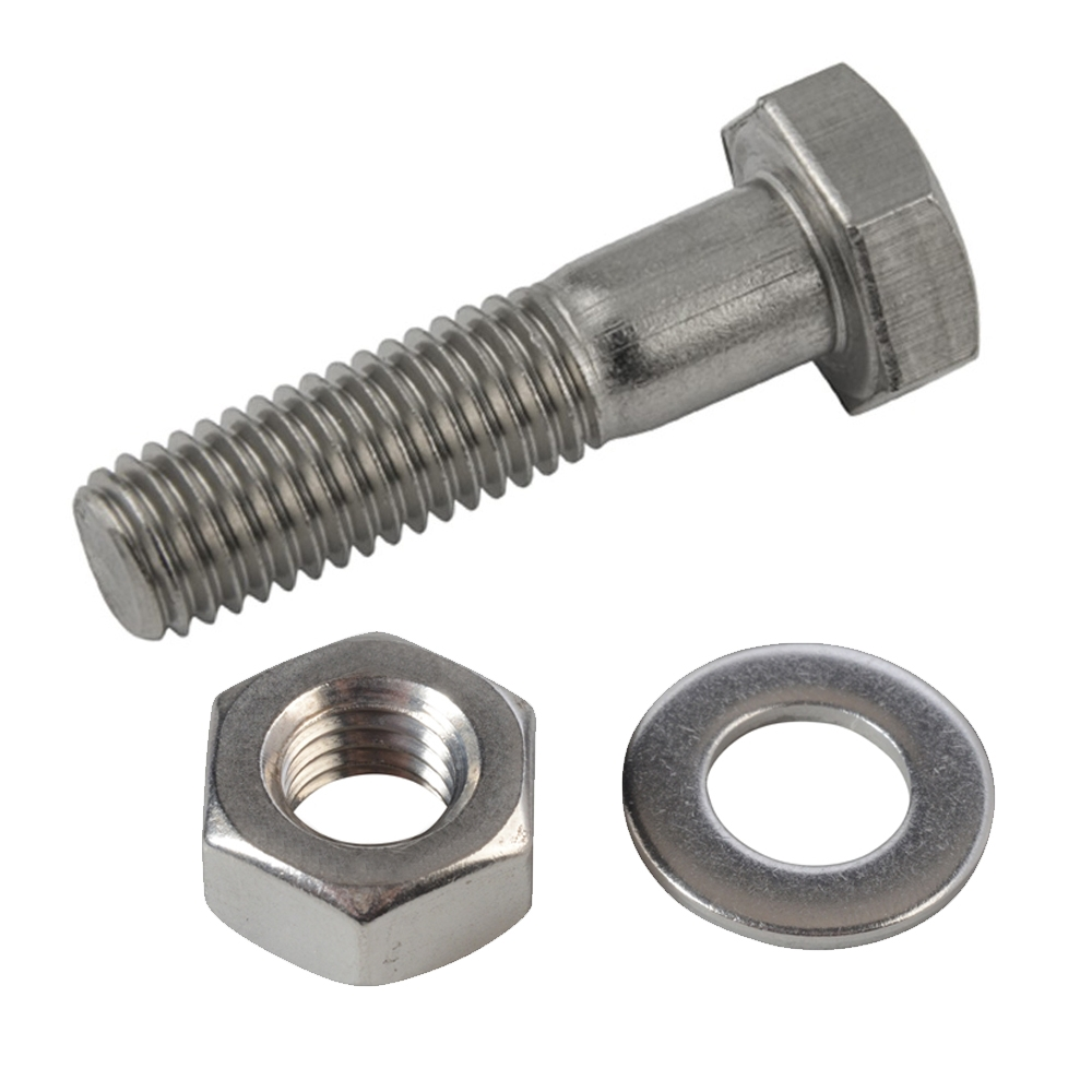 A4 Stainless Steel Hexagon Bolt