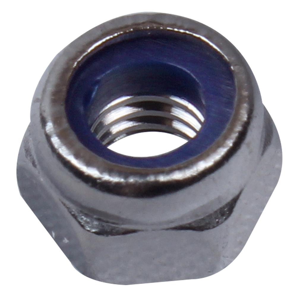 A4 Stainless Steel Nyloc Nut