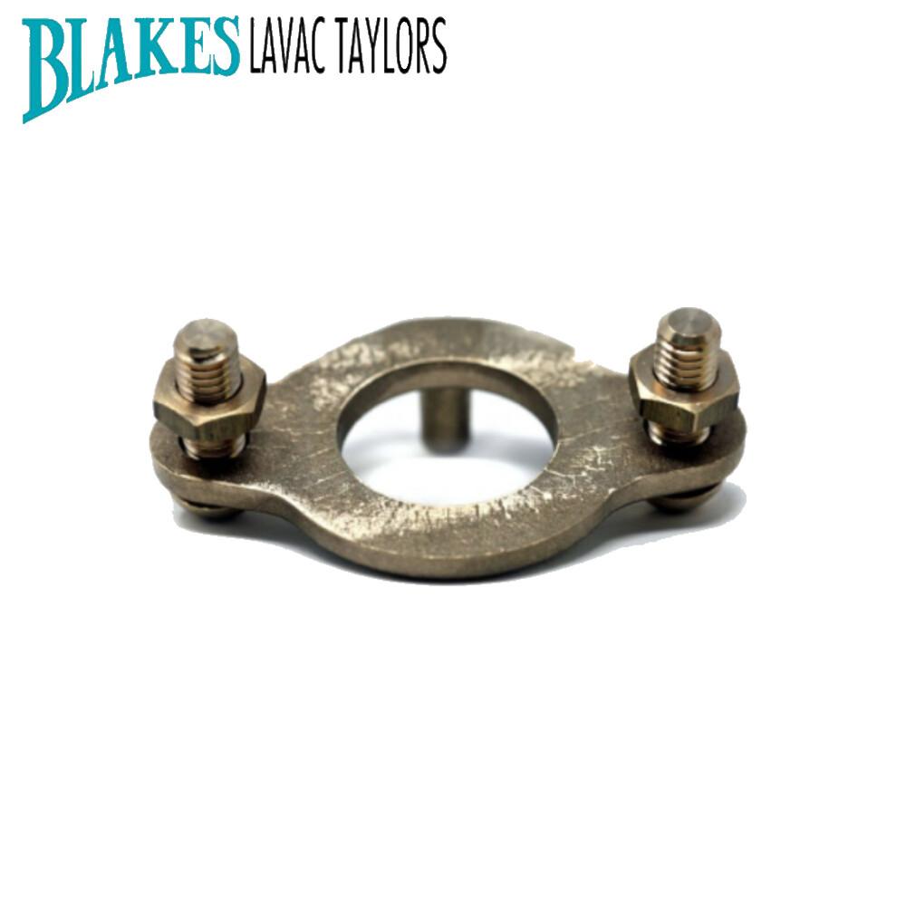 "Blakes Seacock 1.5"" Keep Plate P022"