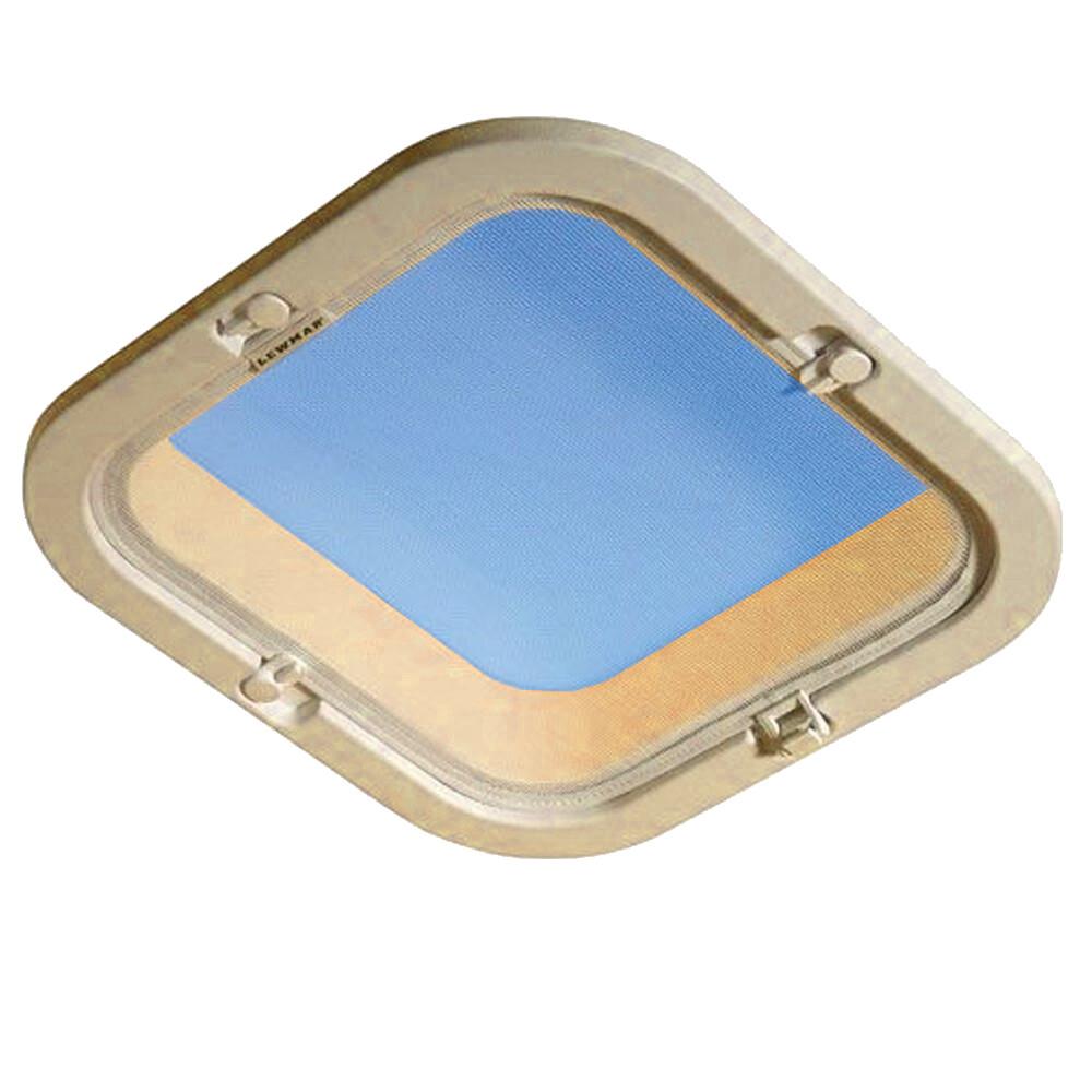 Hatch Trim & Flyscreen - Ivory - Size 18 Round
