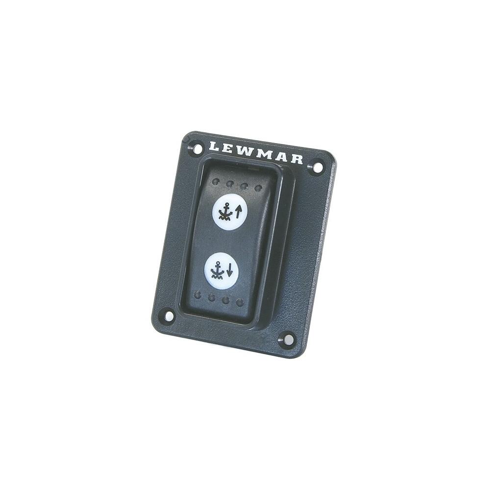 Guarded Rocker Switch