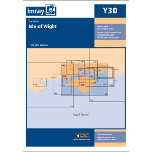 Y30 Isle of Wight Chart (Replaces 2200-1)