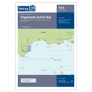 Y41 - Teignmouth and Tor Bay Small Format (Replaces 2300.8)