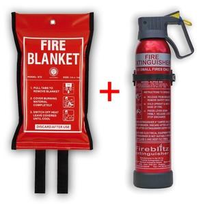 Fire Blanket & Extinguisher Offer