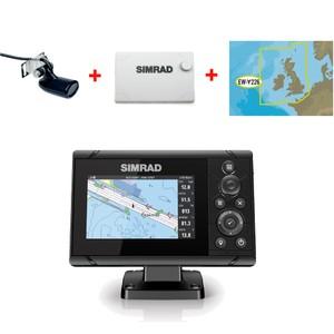 Cruise 5 Chartplotter Transducer Suncover & UK Chart Bundle