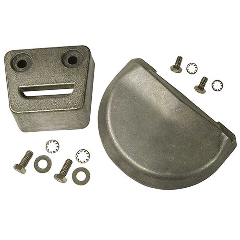 Engine Anode Kit w/Indicator Aluminium - Volvo SX