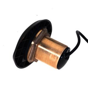 XSONIC Bronze HDI XDCR - Hybrid Dual Imaging (HDI) tilted element thru hull transducers