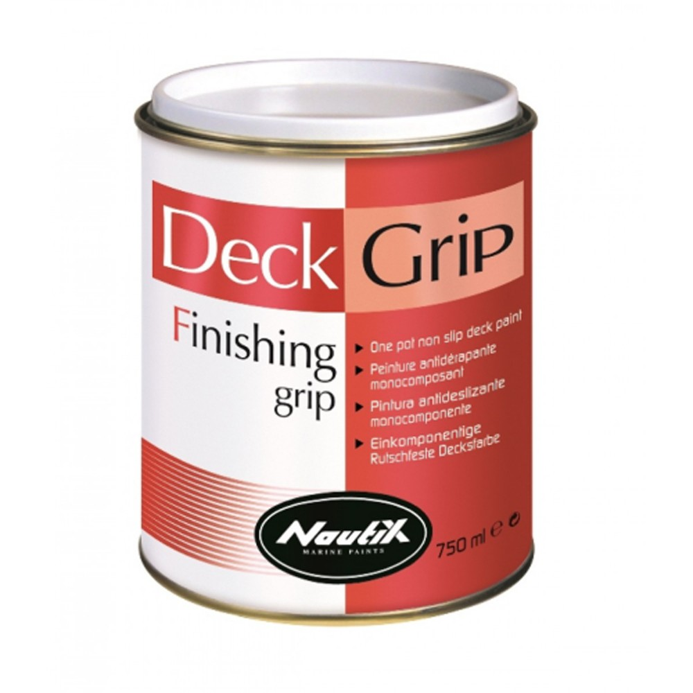 Clear Non Slip Deck Paint - 750ml
