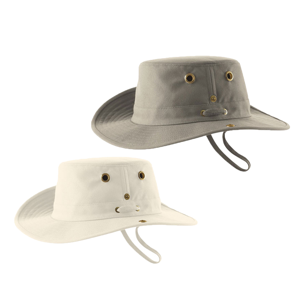T3 Snap-Up Brim Cotton Hat