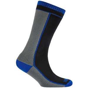 Mid-Weight Mid-Length Sock with Hydrostop Cuffs