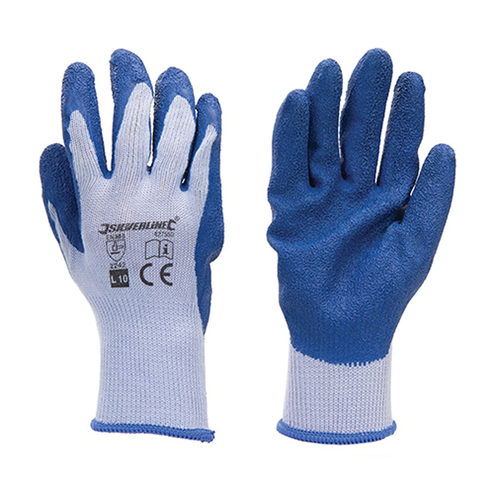 Latex/Fabric Gloves