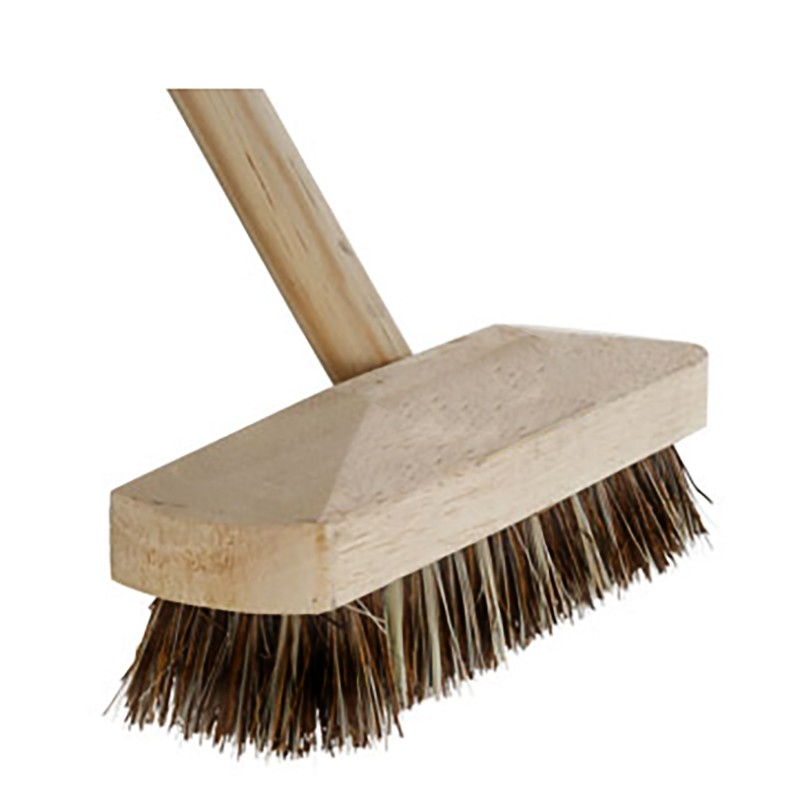 Deck Scrub Brush 7 Inch