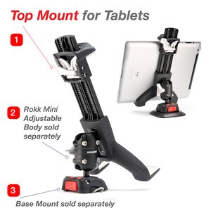 Universal Tablet Clamp